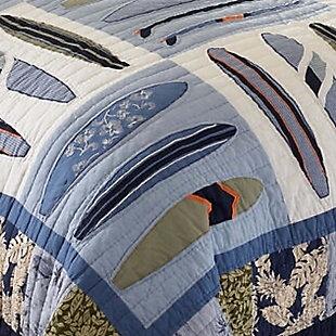 2 Piece Twin Quilt Set, , large