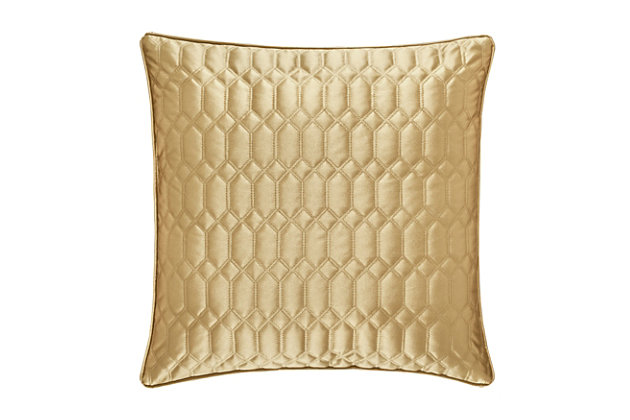 """Woven Jaquard 20"""" Square Throw Pillow, , large"""