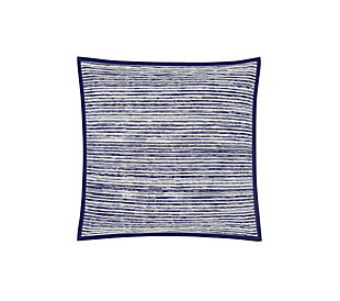 "Brushed Cotton 20"" Square Throw Pillow, , large"