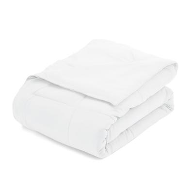 Microfiber Twin/Twin XL Premium Down Alternative Comforter, White, large