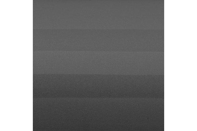 Striped 4-Piece California King Sheet Set, Gray, large