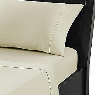 Bedgear Dri-Tec® King Sheet Set, Champagne, large