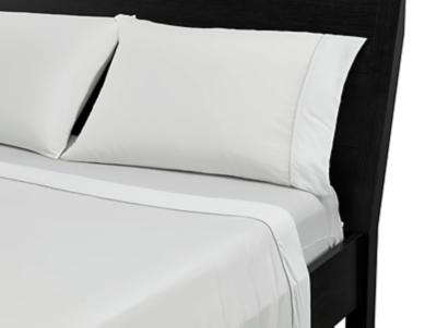 Bedgear Basic® Twin Sheet Set, Mist, large
