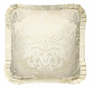 """J. Queen New York Marquis 20"""" SquareDecorative Throw Pillow, , large"""