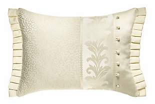 J. Queen New York Marquis BoudoirDecorative Throw Pillow, , large