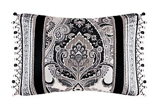 J. Queen New York Guiliana BoudoirDecorative Throw Pillow, , large