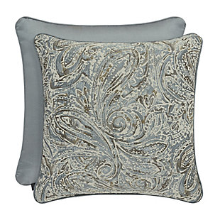 """J. Queen New York Giovani 20"""" SquareDecorative Throw Pillow, , large"""