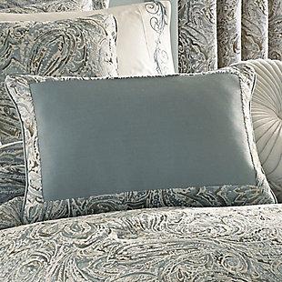 J. Queen New York Giovani BoudoirDecorative Throw Pillow, , rollover