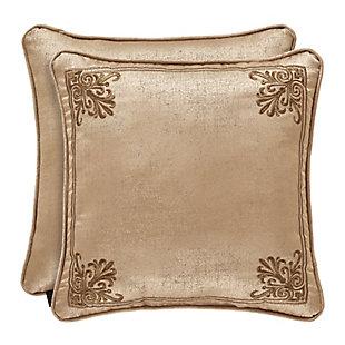 "J. Queen New York Sardinia 18"" SquareDecorative Throw Pillow, , large"