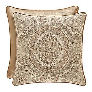 "J. Queen New York Sardinia 20"" SquareDecorative Throw Pillow, , rollover"