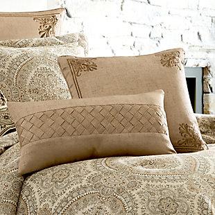 J. Queen New York Sardinia BoudoirDecorative Throw Pillow, , rollover