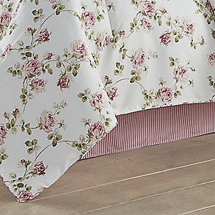 Royal Court Rosemary Full 4 Piece Comforter Set, Rose, rollover