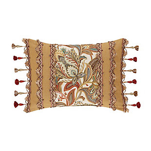Five Queens Court August BoudoirDecorative Throw Pillow, , large