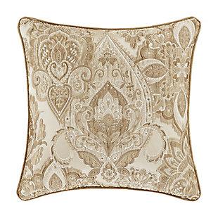 "J. Queen New York Sandstone 20"" SquareDecorative Throw Pillow, , large"