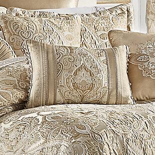 J. Queen New York Sandstone BoudoirDecorative Throw Pillow, , rollover