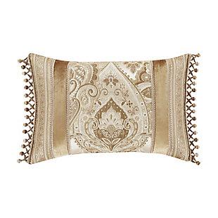 J. Queen New York Sandstone BoudoirDecorative Throw Pillow, , large