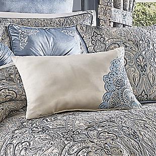 J. Queen New York Alexis BoudoirDecorative Throw Pillow, , rollover
