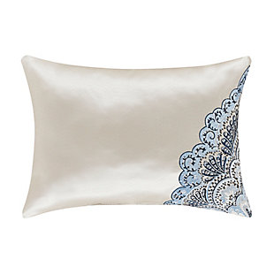 J. Queen New York Alexis BoudoirDecorative Throw Pillow, , large