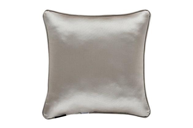 "J. Queen New York Desiree 18"" SquareDecorative Throw Pillow, , large"