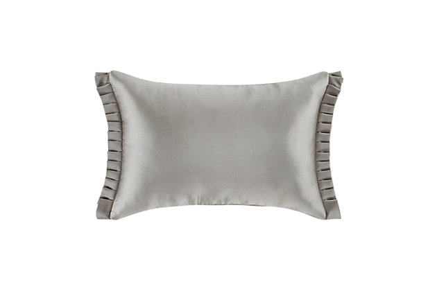 J. Queen New York Desiree BoudoirDecorative Throw Pillow, , large