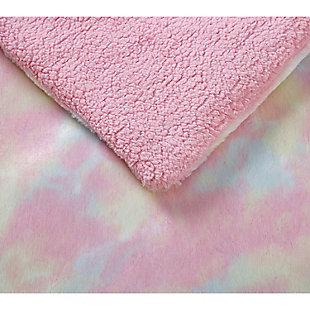 Pem America Rainbow Sweetie Twin Comforter Set, Pink, large