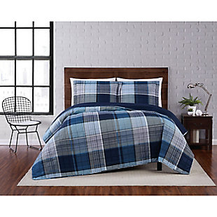 Truly Soft Trey 2 Piece Twin XL Quilt Set, Multi, rollover