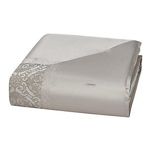5th Avenue Lux Riverton 7 Piece Queen Comforter Set, Gold, large