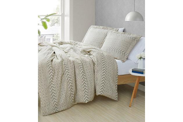 Brooklyn Loom Chase 2 Piece Twin Twin Xl Comforter Set Ashley Furniture Homestore