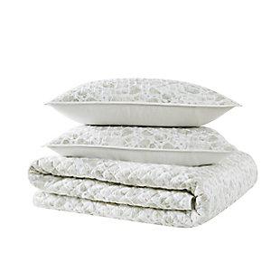 Brooklyn Loom Jasper 2 Piece Twin/Twin XL Quilt Set, Gray, large