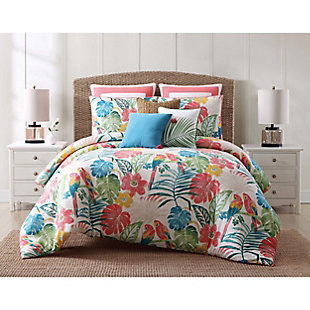 Oceanfront Resort Coco Paradise 2 Piece Twin XL Comforter Set, Multi, rollover