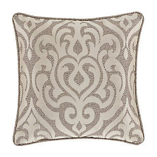 """J. Queen New York Milan 20"""" Square Decorative Throw Pillow, , large"""
