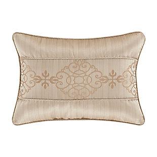 Five Queens Court Cresmont Boudoir Decorative Throw Pillow, , rollover