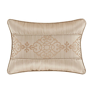 Five Queens Court Cresmont Boudoir Decorative Throw Pillow, , large