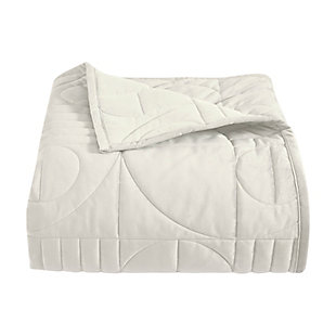 Oscar | Oliver Bryant Full/Queen Coverlet, White, large