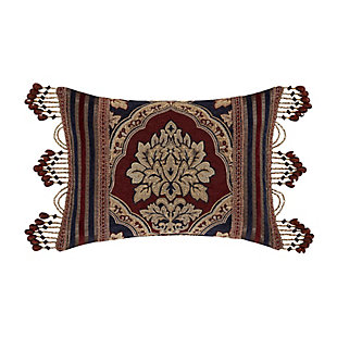 Five Queens Court Middleton Boudoir Decorative Throw Pillow, , rollover