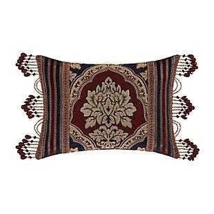Five Queens Court Middleton Boudoir Decorative Throw Pillow, , large