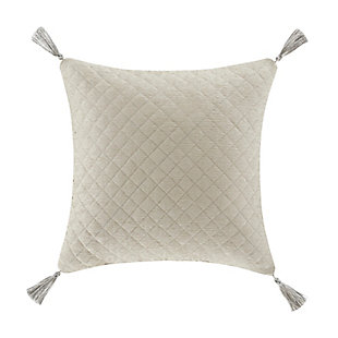 "J. Queen New York Aidan 18"" Square Decorative Throw Pillow, , rollover"