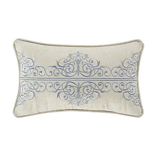 J. Queen New York Aidan Boudoir Decorative Throw Pillow, , rollover
