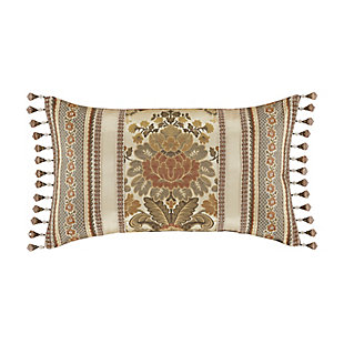 J. Queen New York Juliette Boudoir Decorative Throw Pillow, , large