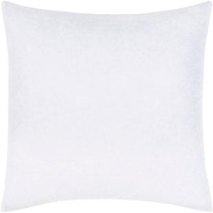 Surya Paytonfield Euro Sham, White, large