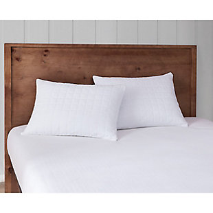 London Fog Supreme Memory Foam 2 Pack Pillow, , rollover