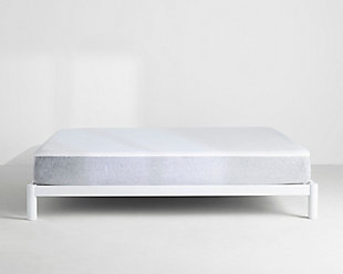 Casper Twin Mattress Protector, White, rollover