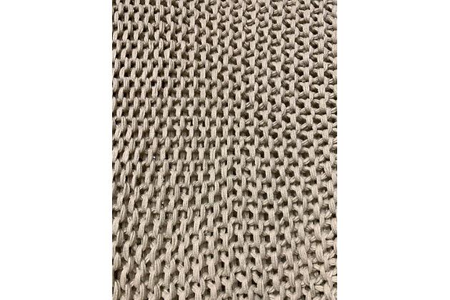Oscar Oliver Luca Throw, Linen, large