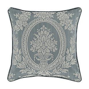 "J. Queen New York Nicolette 18"" Square Decorative Throw Pillow, , large"