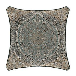 "J. Queen New York Dorset 20"" Square Decorative Throw Pillow, , large"