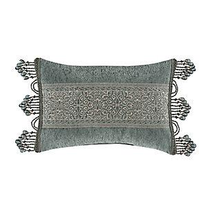 J. Queen New York Dorset Boudoir Decorative Throw Pillow, , large