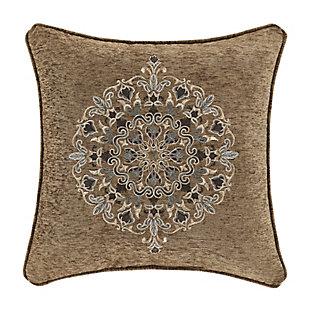"J. Queen New York Dorset 18"" Square Decorative Throw Pillow, , large"