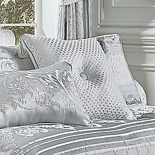 """J. Queen New York Riverside 18"""" Square Decorative Throw Pillow, , rollover"""