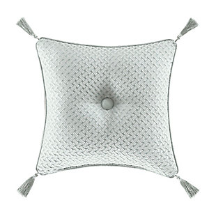 """J. Queen New York Riverside 18"""" Square Decorative Throw Pillow, , large"""