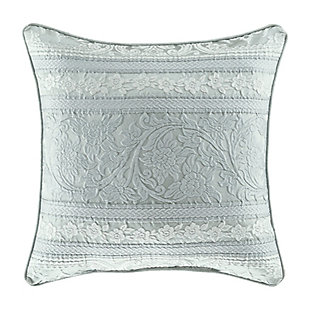 """J. Queen New York Riverside 20"""" Square Decorative Throw Pillow, , rollover"""